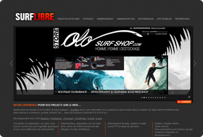 Site Surf Libre